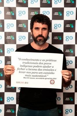 Reunião Gota, Eriberto Leão