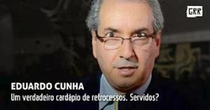 EduardoCunhaRetrocesso